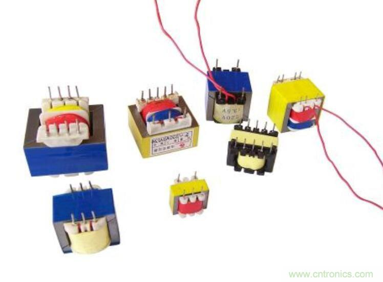 电源变压器的作用及选用原则