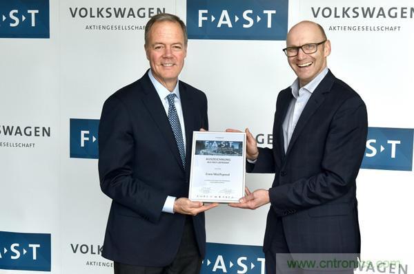 Cree 成为大众汽车集团FAST 项目SiC(碳化硅)独家合作伙伴