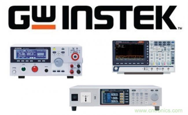 e络盟供应GW Instek 测试仪器,进一步扩展测试与测量产品范围