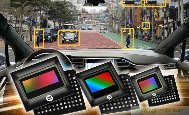 安森美半导体在AutoSens 2019展示汽车Hayabusa系列CMOS图像传感器