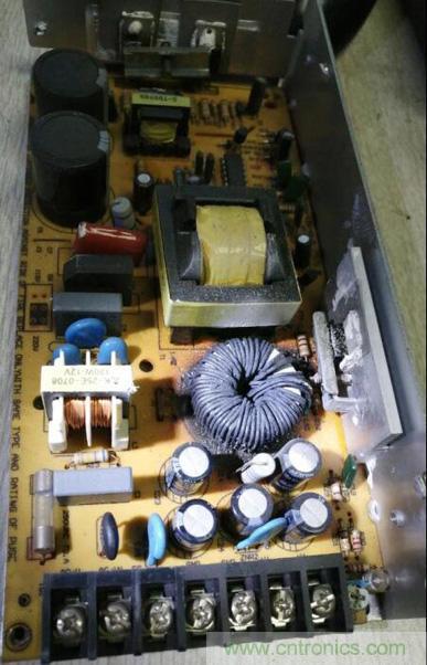 分析电感线圈烧坏原因及维修方法
