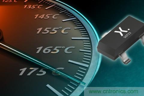 Nexperia推出以SOT23封装的 175℃二极管及晶体管