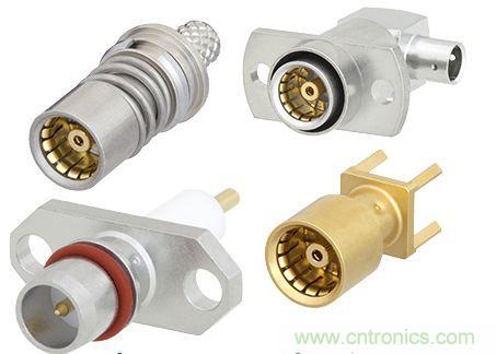 Pasternack推出新型BMA连接器和转接头系列