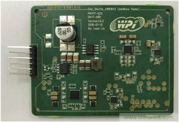 大联大世平集团推出基于TI产品的77G毫米波雷达盲区侦测BSD解决方案