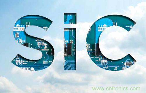SiC功率半导体市场将起飞,电动车领域为主要驱动力