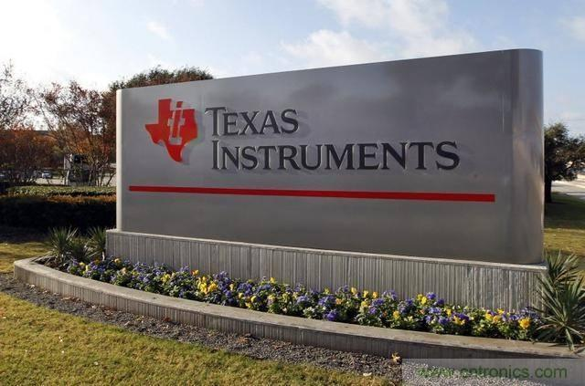 不看好市场,德州仪器建厂计划延迟