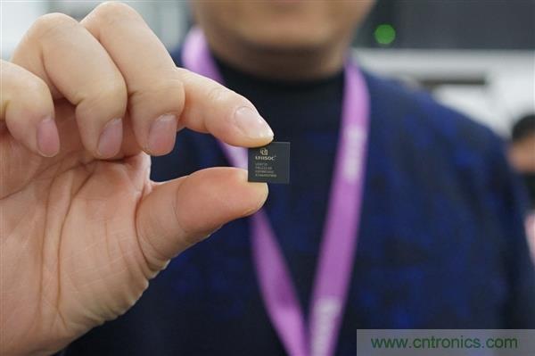 中国5G芯片与华为完成互通测试