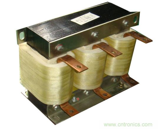 電抗器的兩種結構形式以及優缺點對比