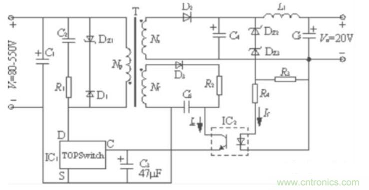 反激式开关电源变压器可以这样设计