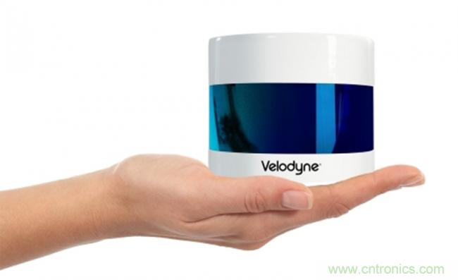 Velodyne Lidar推出适用于自动驾驶系统的突破性传感器Puck 32MR