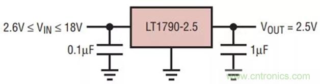 【干货 】 如何选择合适的基准电压源?(一)