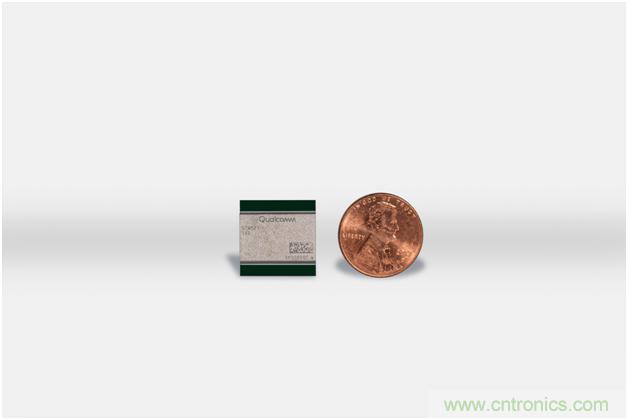 Qualcomm推出面向骁龙X55 5G调制解调器及射频系统的毫米波天线模组