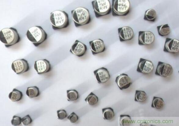 贴片电容与贴片电解电容的区别?贴片电解电容标识方法?