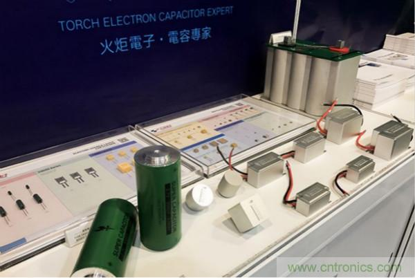 火炬电子投建小体积薄介质层MLCC项目,新增年产84亿只