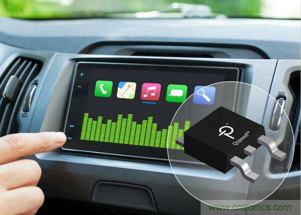 PI推出汽车级200 V Qspeed二极管,可大幅增强音频放大器的性能