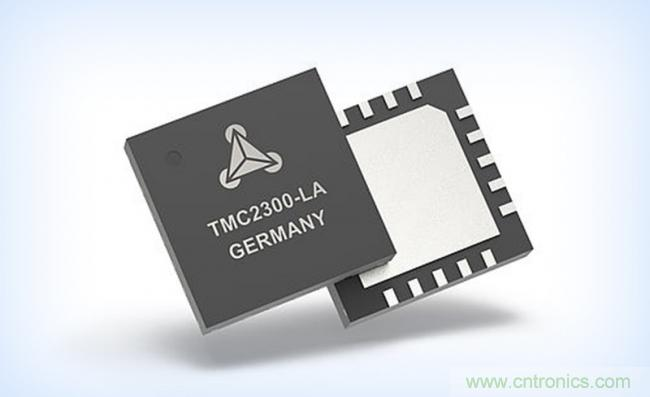 Trinamic TMC2300制定物联网和便携式设备标准