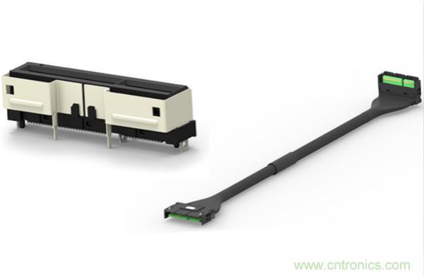 TE推出新型一体式带电缆插座和电缆组件解决方案