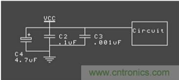 旁路电容的作用与应用原理