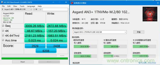 阿斯加特AN3+ 全球首发,忆芯主控SSD家族再添新星