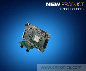 贸泽备货Microsemi PolarFire FPGA视频与成像套件