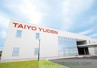 MLCC销售佳、太阳诱电营收/纯益历史高;电感厂年内复工