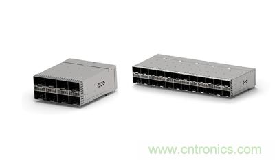 TE Connectivity推出高速可插拔I/O互连产品