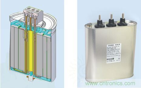 电力补偿电容器的补偿方式及漏油处理方法