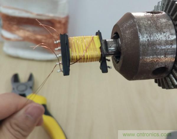图文并茂,手把手教绕制高频变压器!