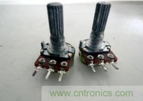 精密電位器的作用和部件功能