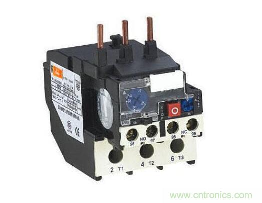 熱繼電器跳閘如何復位以及跳閘的原因詳解