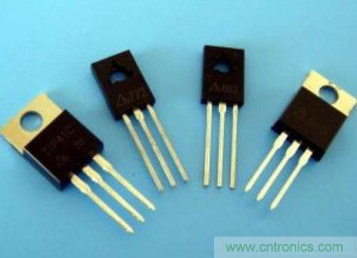 大功率三極管和中功率三極管型號分別有哪些?