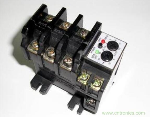热继电器的特性和基本性能介绍