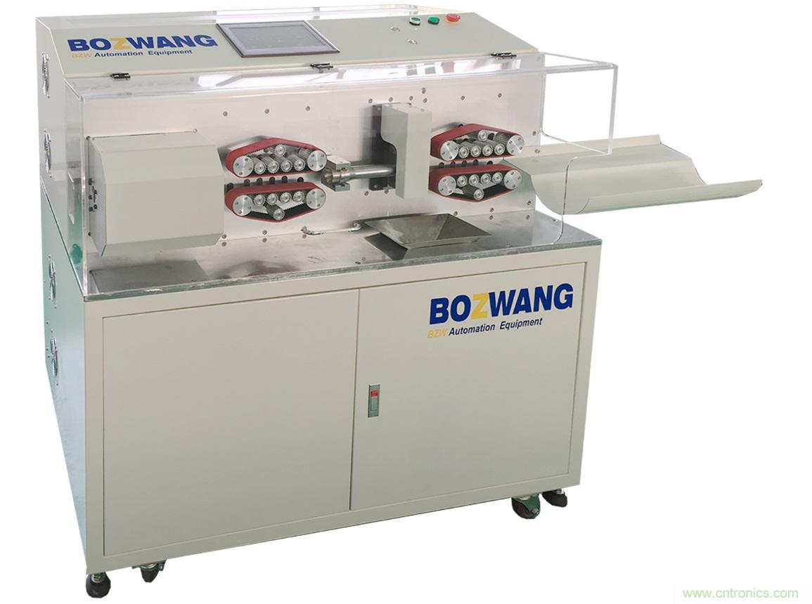 国际品牌线束设备制造商-博之旺参加2020深圳国际线束加工展会