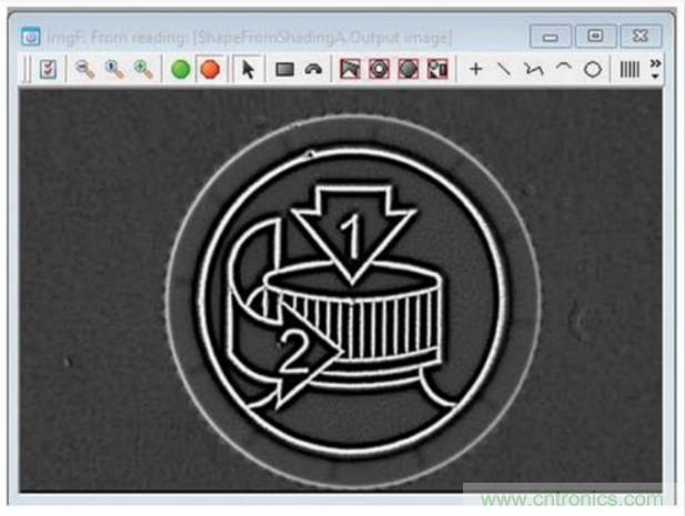基于阴影重建形状的视觉技术:一种重要的图像形状提取技术及其应用