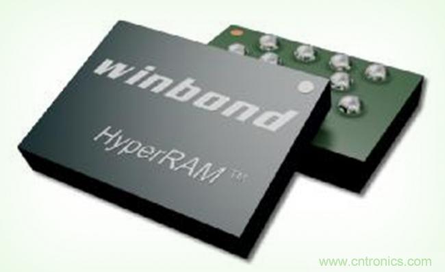 华邦电子HyperRAM 推出WLCSP封装 引领穿戴式装置时代