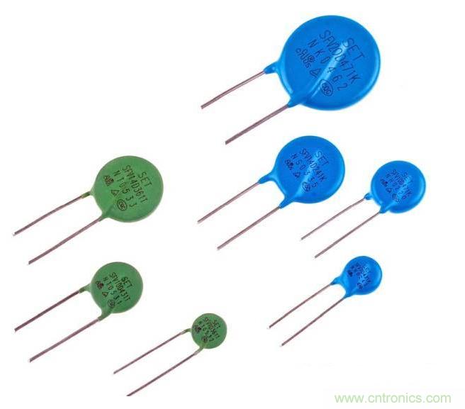 如何正确的使用压敏电阻?