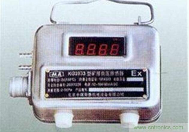 正负压传感器工作原理及参数