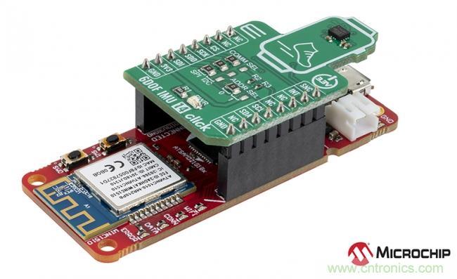 Microchip与机器学习软件领军企业合作,利用32位单片机简化边缘人工智能设计