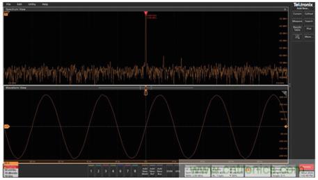 MSO6B专治抖动!查找和诊断功率完整性问题导致的抖动