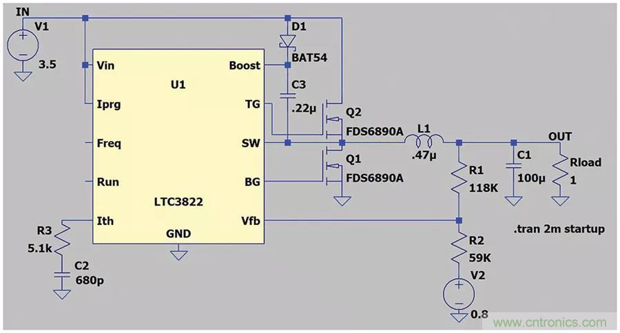 如何才能产生只有几百毫伏的极低电压呢?