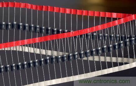 稳压二极管与普通二极管的区别