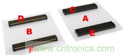 克服PCB板间多连接器组对齐的挑战