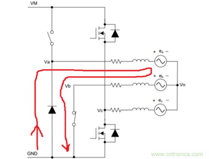 ADC采样积分方式的BLDC方波无感控制的原理
