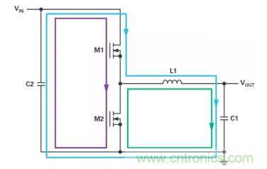 """如何降低电路""""热回路""""影响,实现低 EMI 高效电源器件设计"""