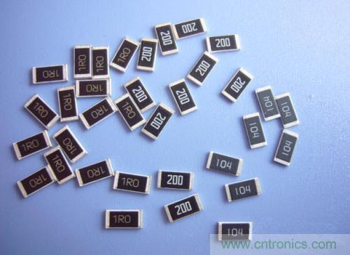 解析贴片电阻的含义、主要组成部分以及其用什么材料制成