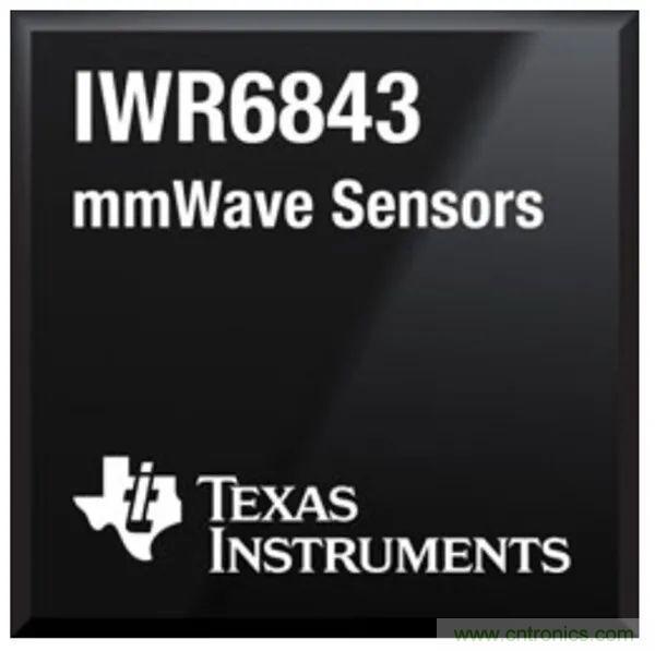 适用于工业领域雷达系统的毫米波传感器,TI IWR6x当仁不让