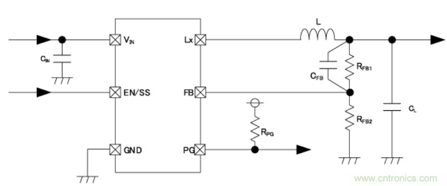 特瑞仕半导体推出同步降压DC/DC转换器IC—XD9263/XD9264系列