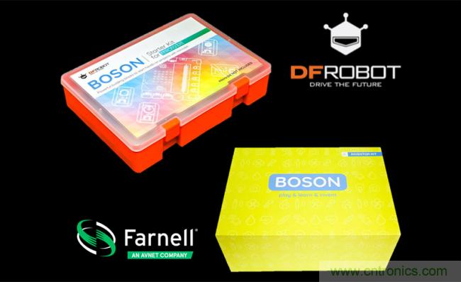 e络盟进一步扩展DFRobot教育套件产品阵容