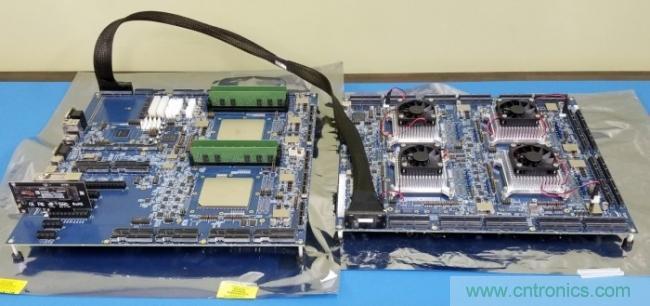 Tachyum推出一款Prodigy FGPA DDR-IO主板配件