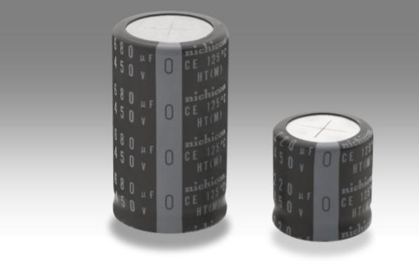 尼吉康推出LHT系列基板自立型铝电解电容器